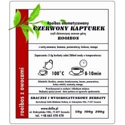 Czerwony Kapturek - rooibos