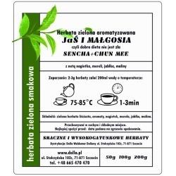 Jaś i Małgosia- herbata...